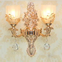 Simple modern Restaurant Stair Aisle Hotel Living Room KTV Bedroom Bathroom European Decorative Wall Lamp YHJ020510
