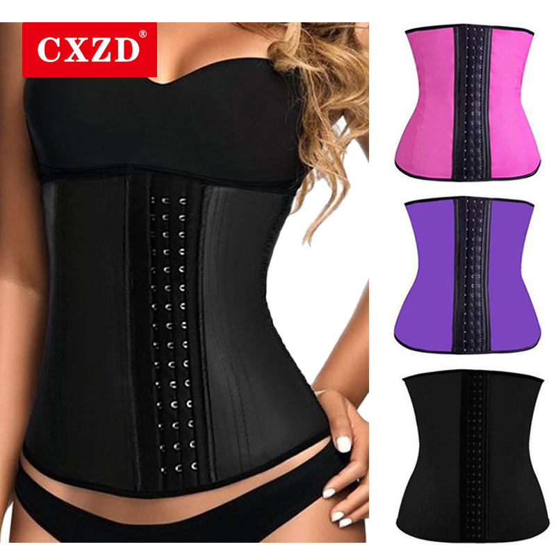 CXZD Waist Trainer Shapers Waist Trainer Corset Slimming Belt Shaper Body Shaper Slimming Modeling Strap Belt Slimming Corset