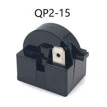 1 pièces nouveau réfrigérateur 0064000321 démarreur une prise QP2 15