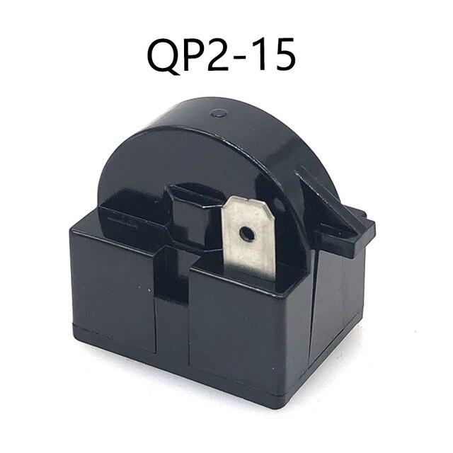 1pcs NEW refrigerator 0064000321 starter One plug QP2 15