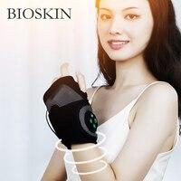 BIOSKIN Smart Handgelenk Brace Hand Kompression luft massage Multifunktionale Elektrische Heizung Klammer und Hand Schmerzen Relief Vibration
