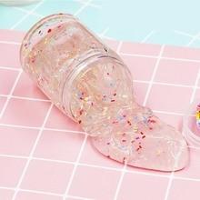 Набор странных игрушек для высвобождения декомпрессии кристаллической грязи Diy Slime Vent игрушки для сброса давления