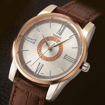 YAZOLE Men Watch Top Luxury Brand Sport Watches Mens Quartz Wristwatch Male Clock Relogio Masculino YZL377 - sale item Men's Watches