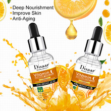 Vitamin C Facial Serum Anti Wrinkle Aging Essence Skin Whitening Freckle Creams Moisturizing Face Care Hyaluronic Acid Cream