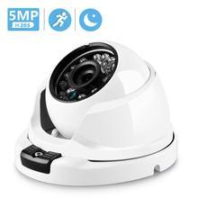 BESDER cámara de seguridad con detección de movimiento, 2MP, 3MP, 5MP, a prueba de vandalismo, cámara IP para interiores y exteriores, caja de Metal IP66 XMEye IPC