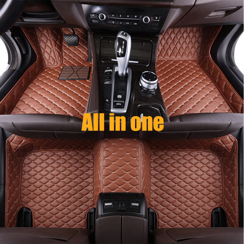 car floor mats for <font><b>BMW</b></font> All Models x1 x3 x4 x5 x6 x7 <font><b>e30</b></font> e34 e36 e39 e46 e60 e90 f10 f30 car <font><b>accessories</b></font> styling Custom foot mats image