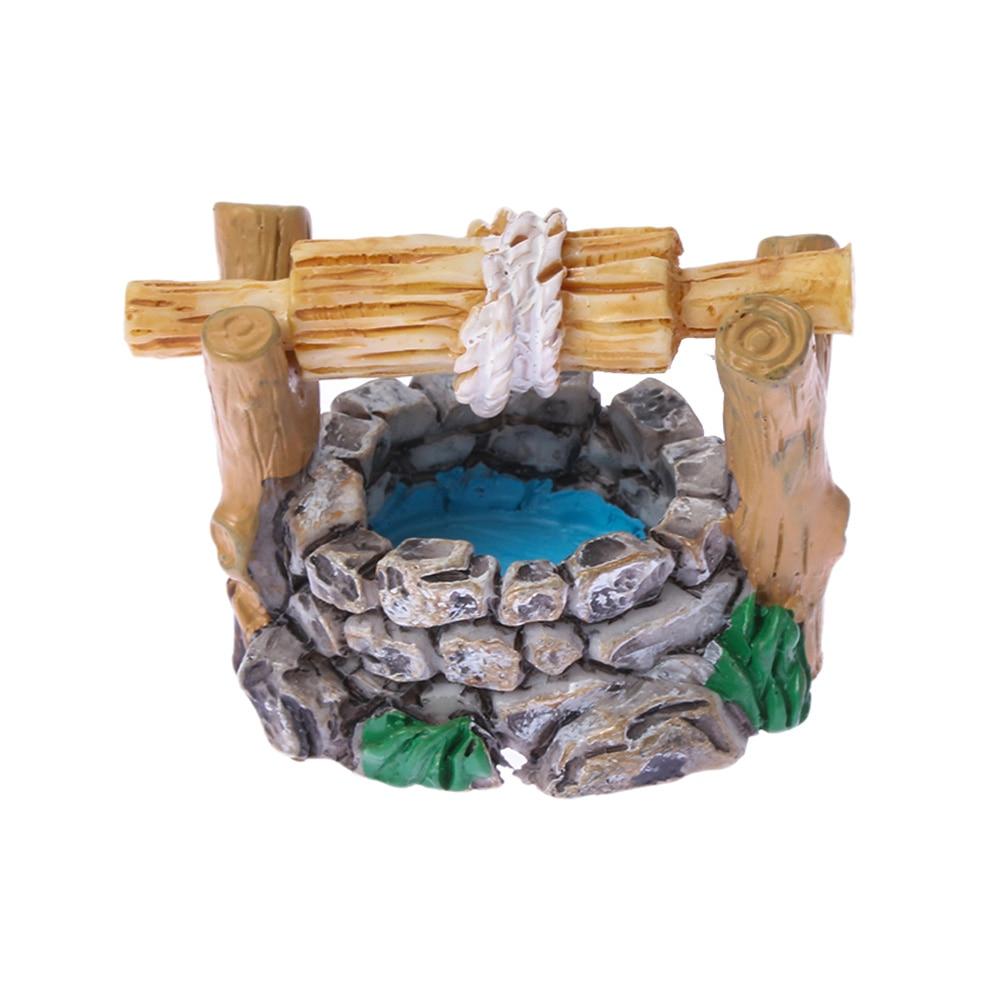 7-styles-Miniatures-Fairy-Garden-Decoration-Micro-Landscapes-DIY-Resin-Craft-Grassland-Bridge-Pool-Accessories