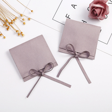 Presents-Pouches Jewelry Velvet-Bag Wedding-Gift Necklace Personalized for Earrings Christmas