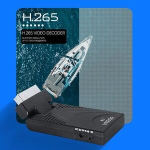 Image 4 - 2020 K7 DVB T2 karasal alıcı HD 1080P H.265 dekoder DVB T2 TV Tuner desteği USB WIFI dijital Set üstü kutusu alıcı
