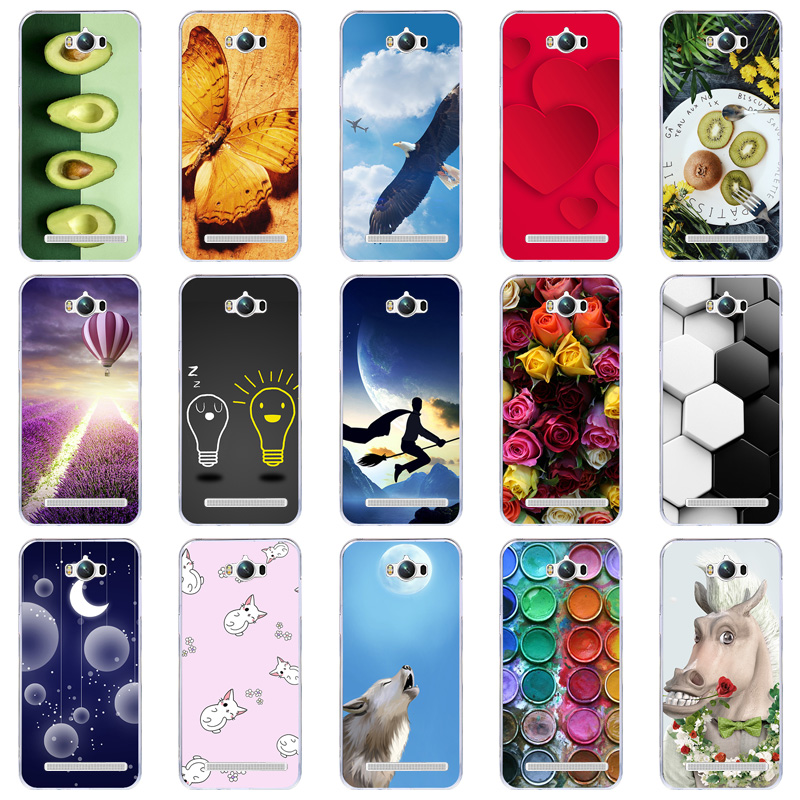 Lamocase Case For Asus Zenfone Max ZC550KL Soft Cover For ASUS ZC550KL ASUS_<font><b>Z010DD</b></font> Z010D Z010DA Phone Bags Protective image