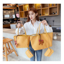 Luxury Handbags Women Bags Designer Leather Big Tote Bag Korean Famous Brand Handbag Ladies 2019 Shoulder Bag Crossbody Bag(China)