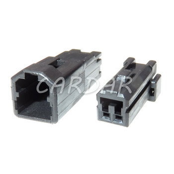 1 Set 2 Pin 174056-2 Car Speaker Plug Tweeter Plug Auto Electric Harness Connector Socket image
