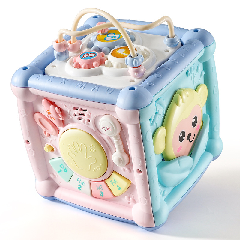 Infant 3-6-120-1-Year-Old Month Educational Toy Baby Toy Children Boy Unisex BOY'S Girls Kids
