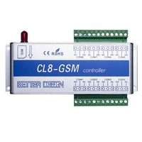 CL8 GSM Mobile Phone Remote Control Switch Relay Smart Switch Phone SMS Remote Control Switch EU Plug