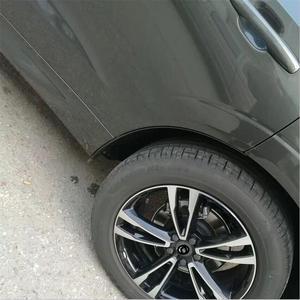 Image 5 - for volvo xc60 rear wheel fender 2018 2019 XC60 special rear door rear wheel fender modification car accessories mudguard 2020