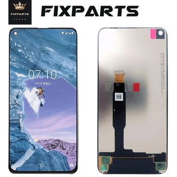 For 6.39'' Nokia X71 LCD Display Touch Screen Panel Digitizer TA-1188 TA-1167 Assembly Replac For Nokia 8.1 Plus LCD X 71 Screen
