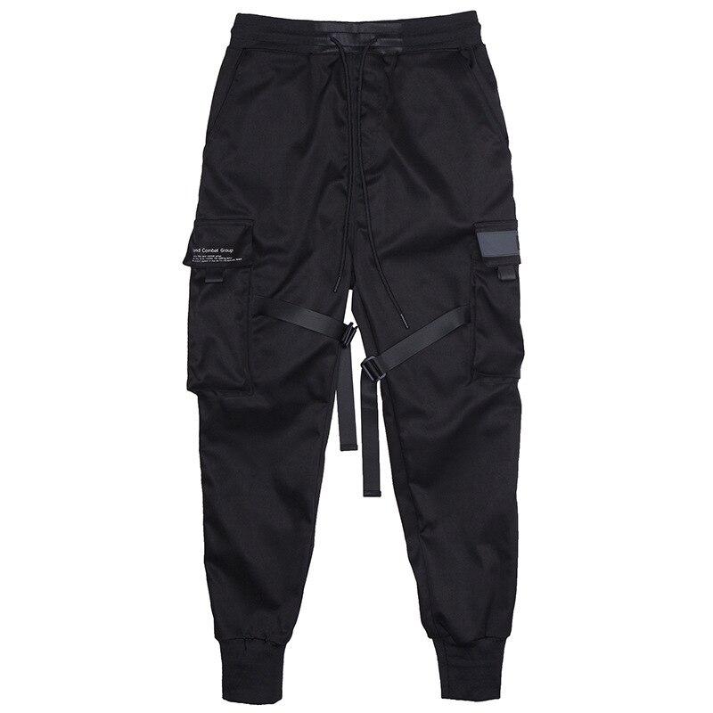 Mens Pants Pocket Comfy Overalls Soft Jogger Sweatpants Outdoors Sport Long Loose Personal Trousers