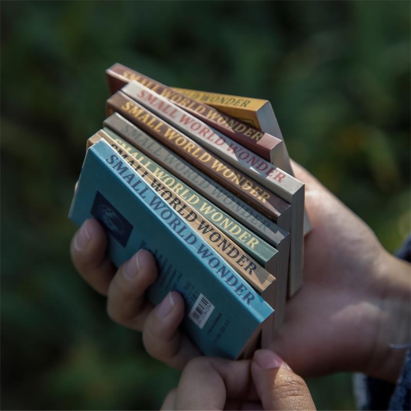50 pièces Vintage décoratif Scrapbooking matériel journal cartes postales papier cartonné lomo cartes bricolage journal faisant à la main