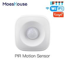Alarm-System Motion-Sensor Tuya IFTTT Smart Wifi App-Control PIR with Human-Detector