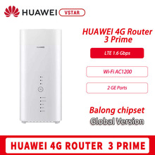Original HUAWEI 4G Router 3 Prime Router B818-263 Balong CPU 1 6 Gbps cheap CN(Origin) Wireless NONE 2 4G 5G 867Mbps 300 Mbps Firewall home 24 W 802 11b g n a ac 12V 2A 100 V - 240 V 50 Hz 60 Hz