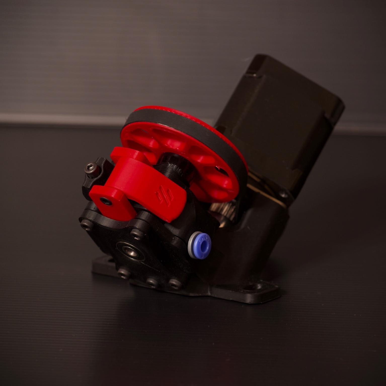 Blurolls Voron 2.2 3d Printer Mobius 3.1 Extruder Full Kit Includes Gates 2GT-188 Belt 2GT 20T Pulley Motor
