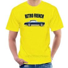 FACEL VEGA HK500 t-shirt. RETRO FRENCH. CLASSIC CAR. MODIFIED @101553