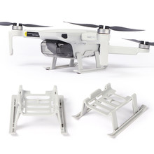 Быстросъемная посадочная Шестерня для DJI Mini 2/Maivc мини-дрона удлинитель высоты Защита ног подставка Gimbal Guard аксессуар