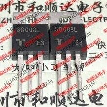 Новый и оригинальный S8008L TO-220 800V 8A