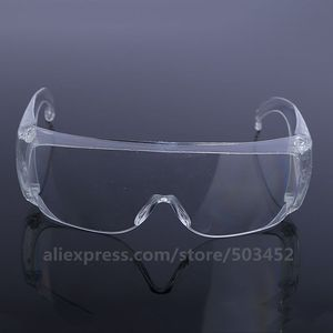 Image 5 - 200pcs/lot Unisex Drool proof Goggles Anti Saliva Glasses Safety Goggles Work Eye Protection Wear Labour Protective Glasses