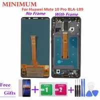 """For Huawei Mate 10 Pro BLA-L09 BLA-L29 LCD Display Touch Screen Digitizer Assembly With Frame For Mate 10Pro 6.0"""" Screen"""