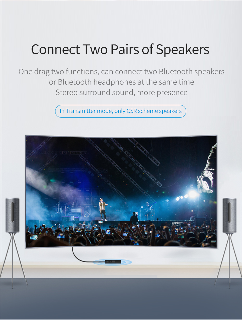 Bluetooth Transmitter 12