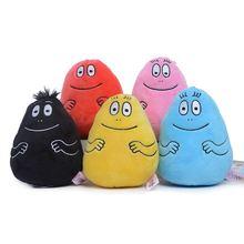 13 см аниме барбапапа плюшевая игрушка cartton детские игрушки