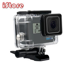Sealed shell For Gopro Hero5 6 7 Sports camera Waterproof Case(China)