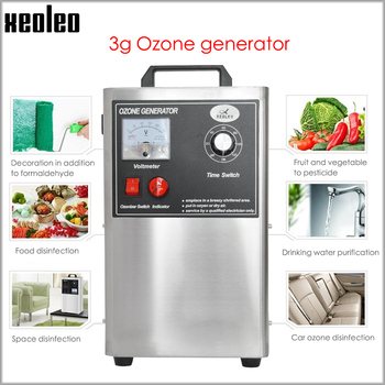 XEOLEO Ozone generator Car sterilization ozone disinfection machine Oxygen washing and detoxifying machine remove formaldehyde xeoleo cold