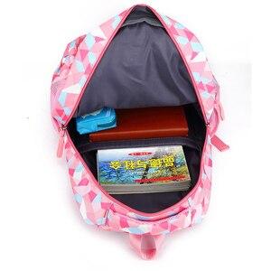 Image 5 - SIXRAYS çocuk erkek kız arabası Schoolbag bagaj kitap çanta sırt çantası son çıkarılabilir çocuk okul çantaları 3 tekerlekli merdiven