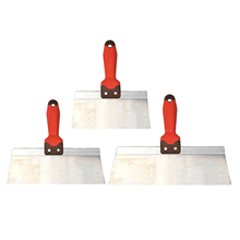 Putty Knife Scrapers Spackle Knife Metal Scraper Tool for Drywall Finishing