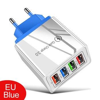 Ταχυφορτιστής USB 3.0 τεσσάρων υποδοχών A.I. Gadgets MSOW