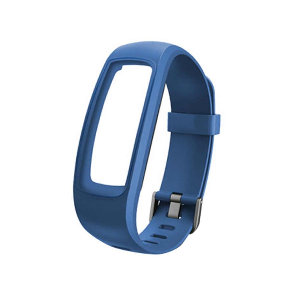 Waterdicht Horloge Strap Wrist Band voor ID 107 107Plus HR Pro Lite Smart Armband