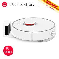 [Second-hand]Xiaomi Mi Vacuum Cleaner S5 Roborock Robot 2 Laser Path Planning APP Control Mop Cleaner Robot 2- 2000Pa