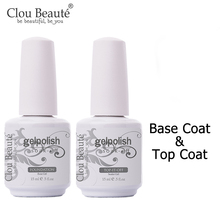 Clou Beaute 64 Colors Nail Gel UV Gel