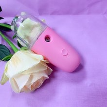 Nano Hydrating Facial Spray Portable Handheld Humidifier Moisturizing Steaming Face Beauty Equipment