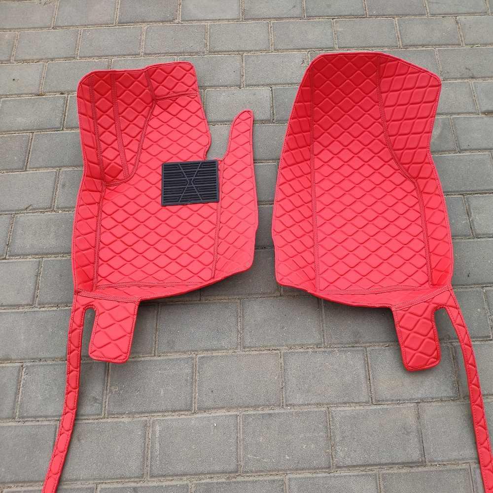 Tapis de sol imperméables pour Ford EcoSport se Kuga escapar escolta