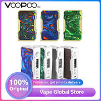 Original 157W VOOPOO DRAG TC Box MOD Electronic Cigarette Mod with GENE Chip & Fastest Fire Speed 0.025s No 18650 battery