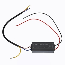 цена на 30W LED Driver Constant Current Driver Power Supply Transformer Waterproof
