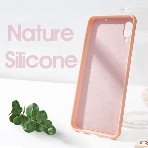 Luxury Soft Silicone Case For Xiaomi Redmi Note 7 Pro 6A 6 Pro Silicon Shockproof Back Covers Xiao mi Redmi Note7 Pro Cases 6Pro Lahore