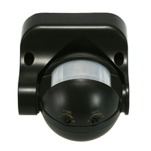 180 Degree Outdoor IP44 Security PIR Infrared Motion Sensor Switch Movement Detector Energy saving Automatic Lighting Switch