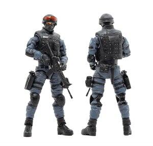 Image 5 - JOYTOY 1/18 Action Figure SWATทหาร เกมCross Fire(CF) จัดส่งฟรี