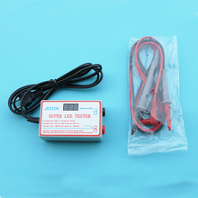 300V High Bright Edition LED Tester English Edition of LED Backlight Ball Tester for LCD TV Screen цена
