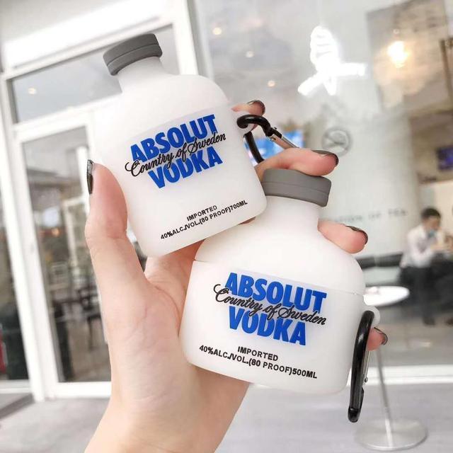 Absolut Vodka AirPods Case
