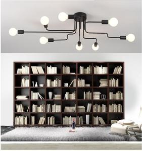 Image 3 - 現代のledシーリングシャンデリア照明リビングルームベッドルームシャンデリアクリエイティブホーム照明器具送料無料